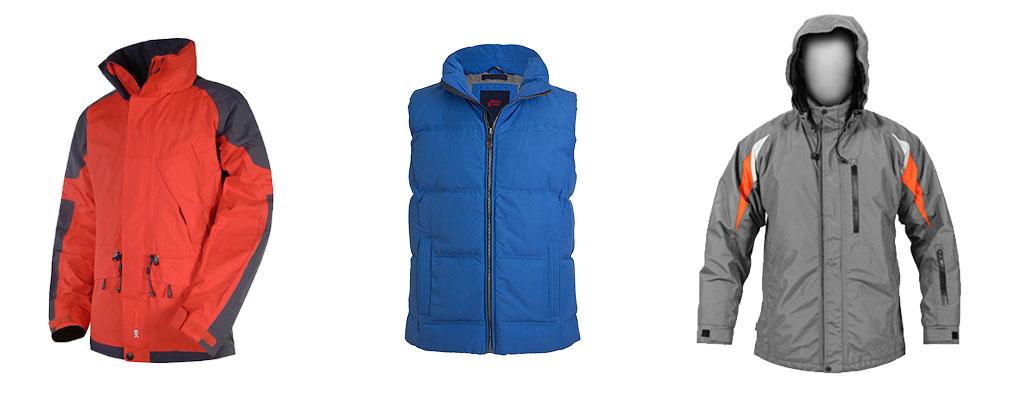 szwalnia reklamowa odzież zimowa