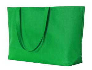 szwalnia odzieży zielona torba na ramię