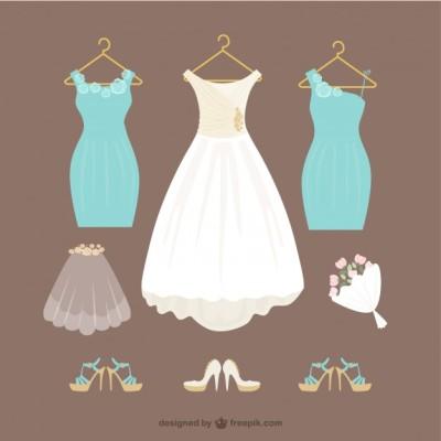 producent odzieży sukienka dla panny młodej i jej druhny