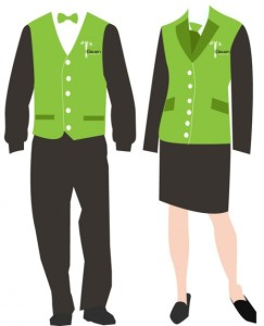 odzież firmowa ijej zastosowanie