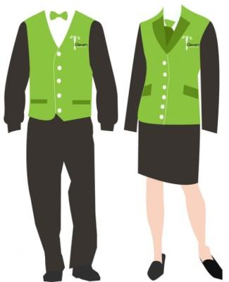 odzież firmowa i jej zastosowanie