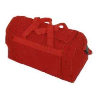producent odzieży warszawa czerwona torba podróżna
